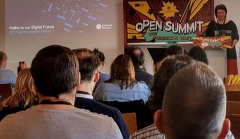 Jugend e-Partizipation in Europa: EU Open Summit